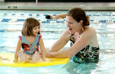 Options for Summer Family Fun - Pool Time Fun