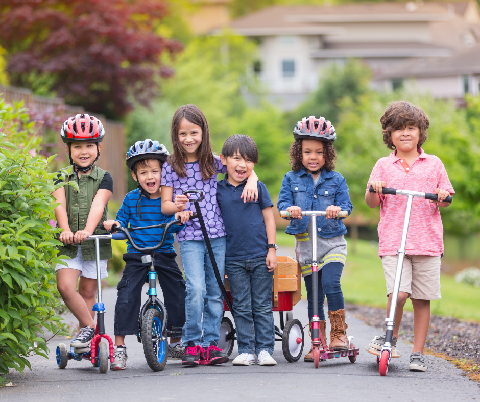 Options for Summer Family Fun - Building Community