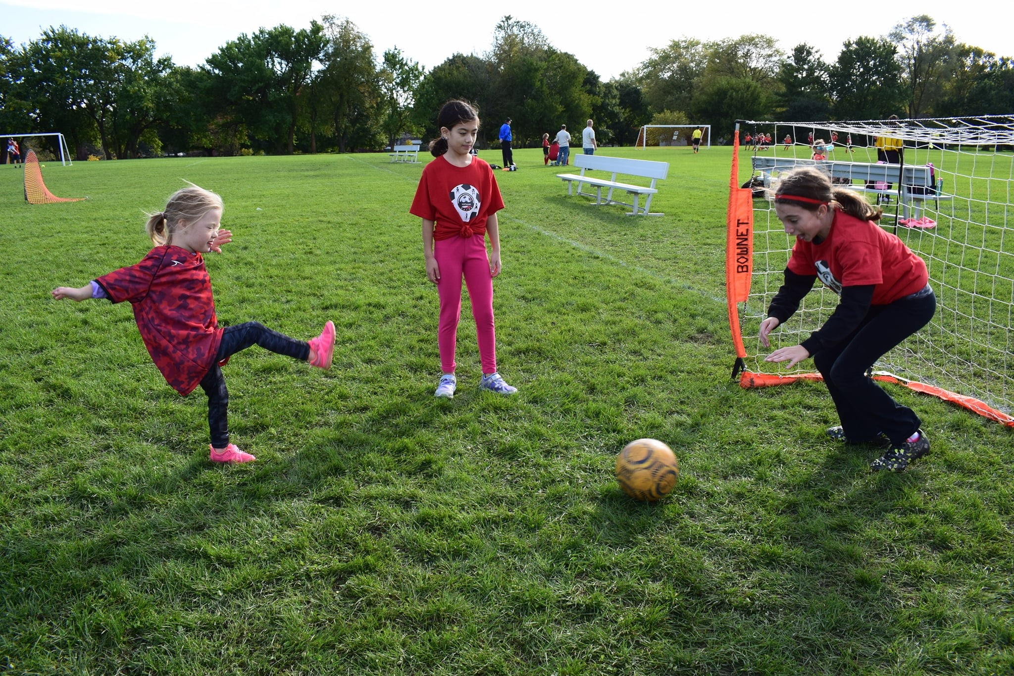 Options for Summer Family Fun - SAA TOPSoccer-Schaumburg