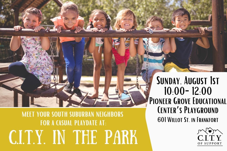 South Suburban Park Playdate