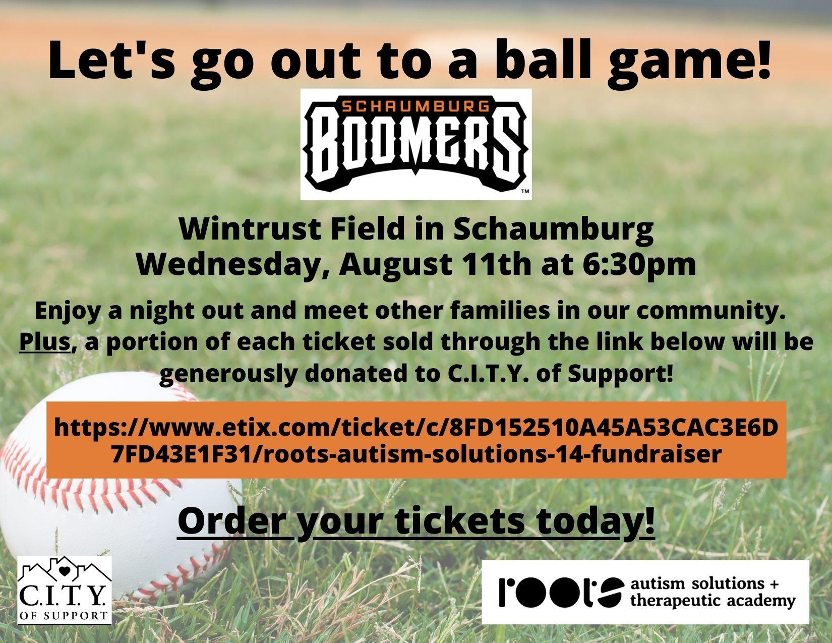 Schaumburg Boomers Baseball Game