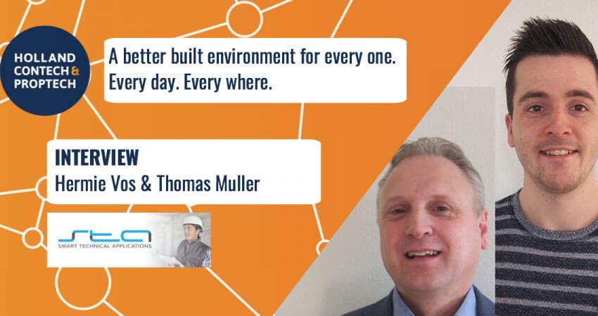 Onze software verbetert processen ondernemingen continu