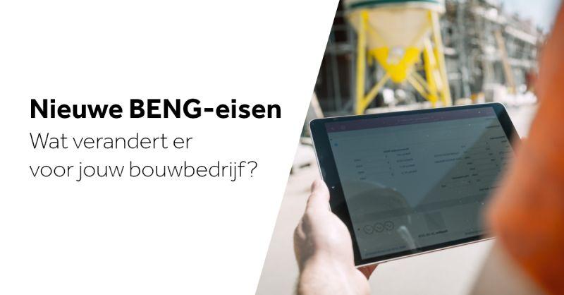 Nieuwe BENG eisen