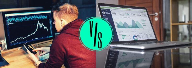 Choisir d'investir en action ou en ETF