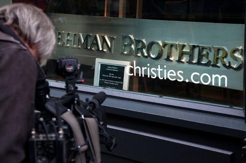 Risque systémique faillite de lehman brothers