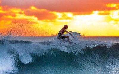 Momentum = suivre la vague
