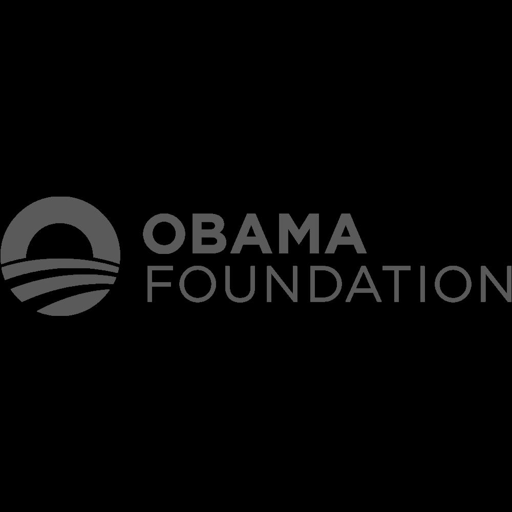 Obama Foundation Logo