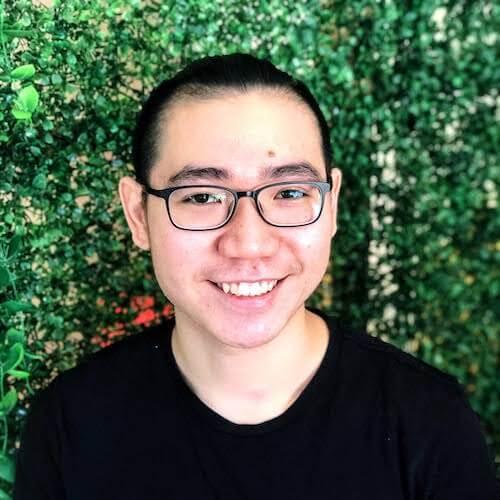 A profile photo of said team member