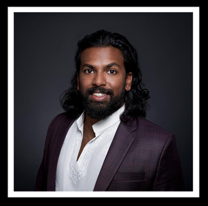 Handsome brown man real estate agent realtor