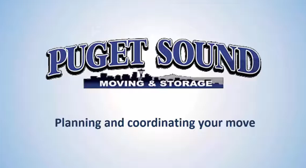 Planning and Coordinating Your Move