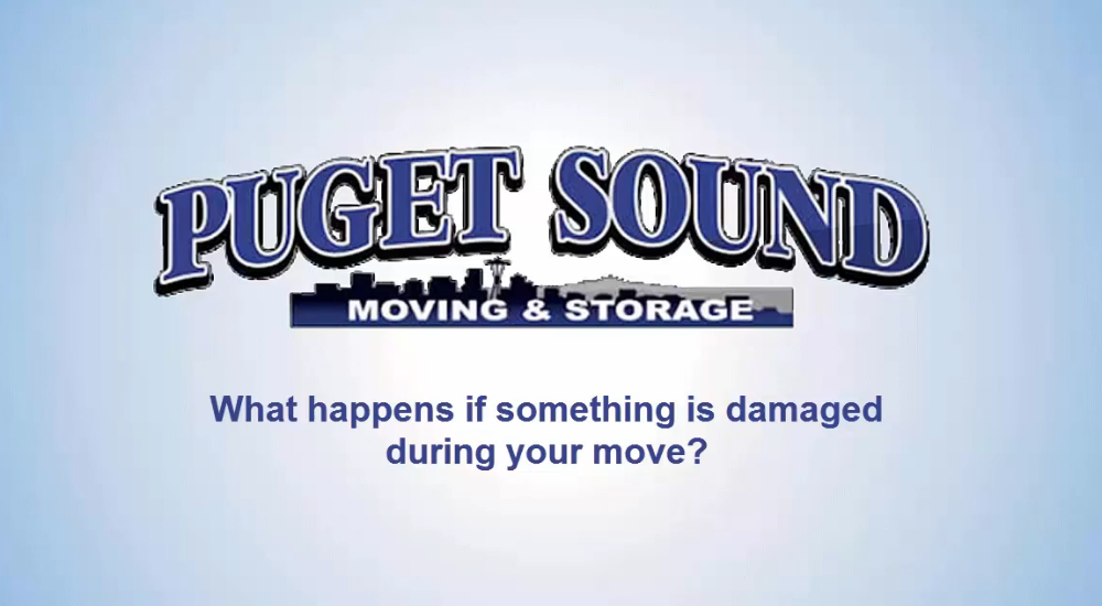 What If Something is Damaged During My Move?