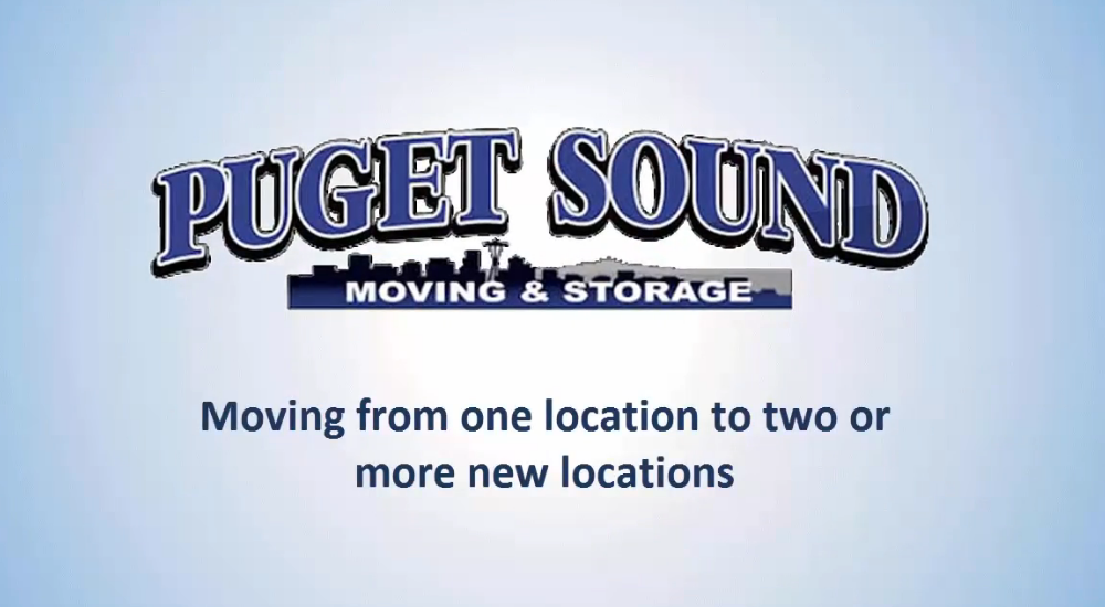 Moving From One Location to Two or More Location