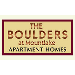 The Boulders at Mountlake Apartment Homes chose our movers.