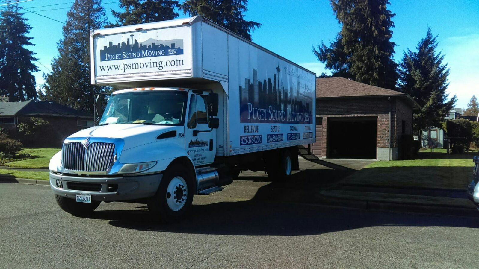 Moving companies Renton