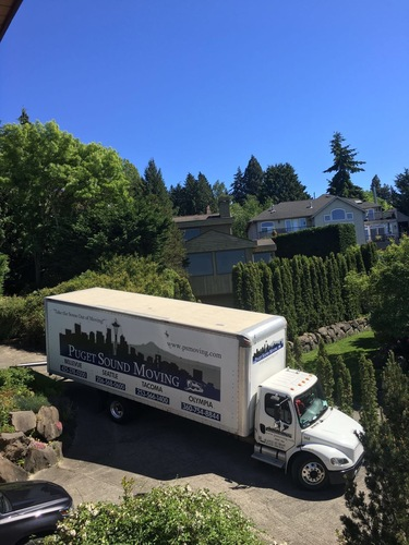 Movers in Seattle