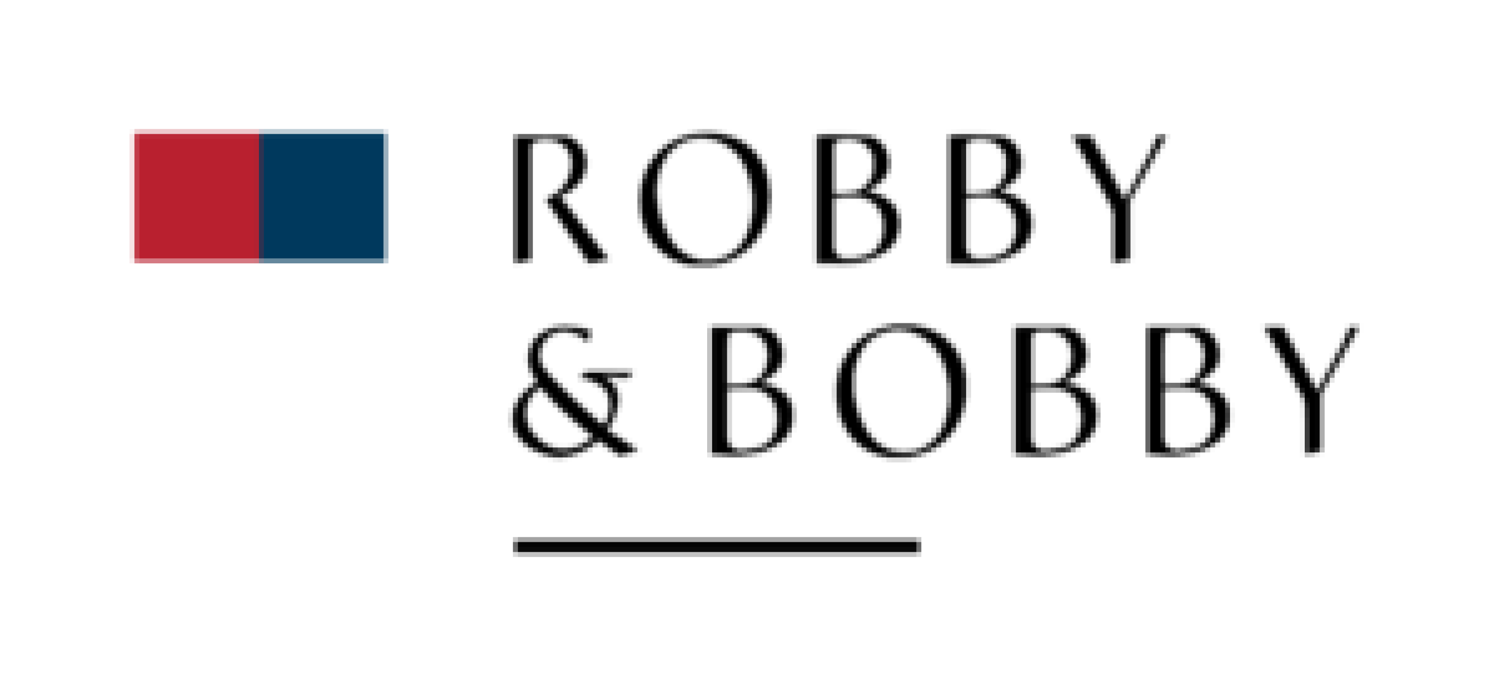 Robby & Bobby logo