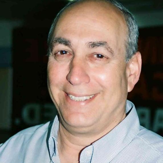 חמי פרס מייסד ושותף מנהל