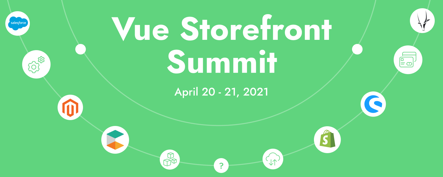 Highlights from the Vue Storefront Summit 2021