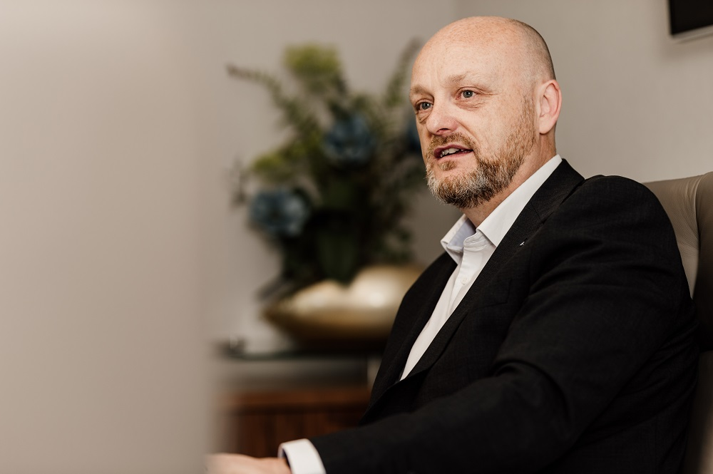 Mark Jones MD of Wytech