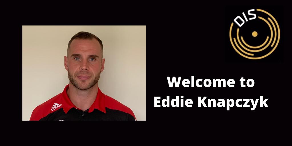 Image of Eddie Knapczyk S&C coach at DIS