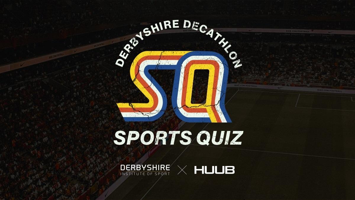 Logo for the DIS Huub Design sports quiz