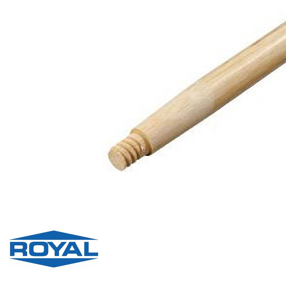 Wood Threaded Handle