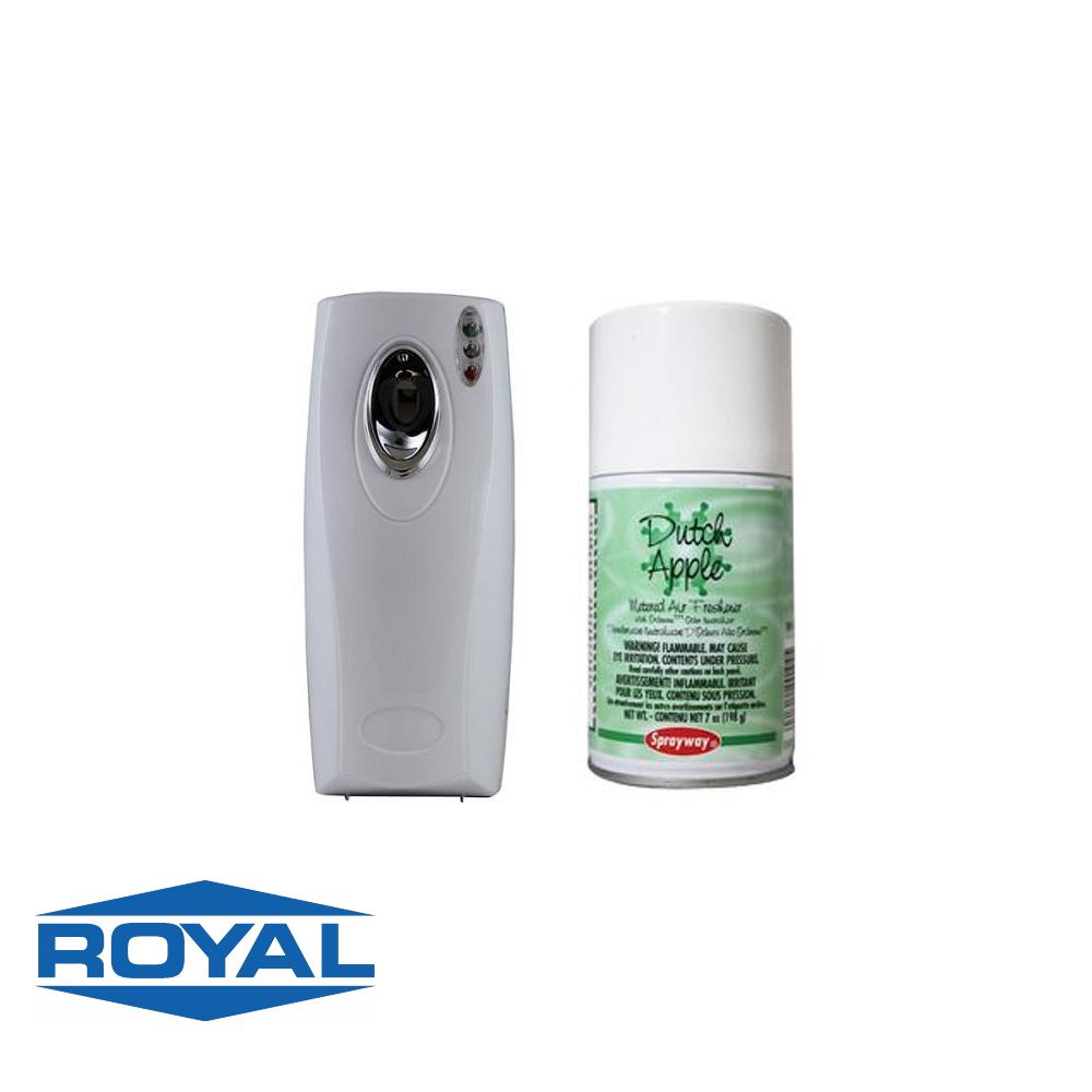 Sprayway® - Automatic Aerosol System