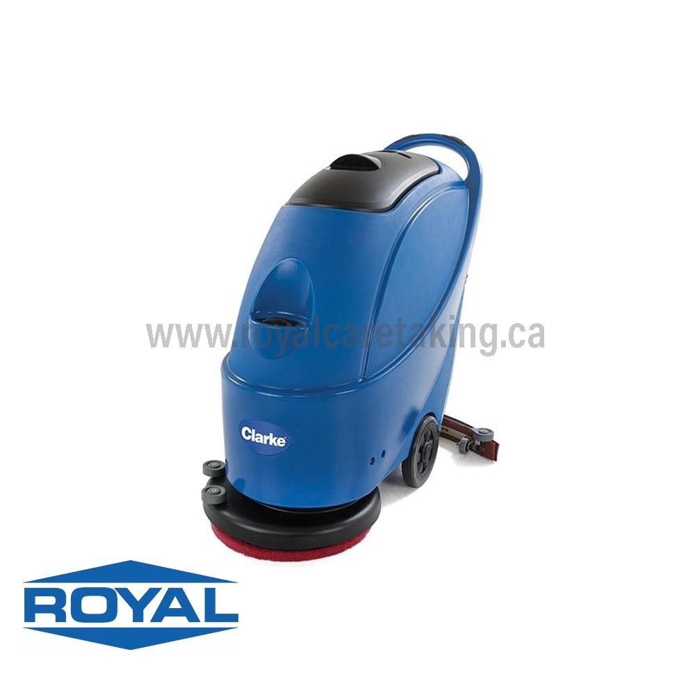 Clarke® CA30 17E Cord Electric Scrubber