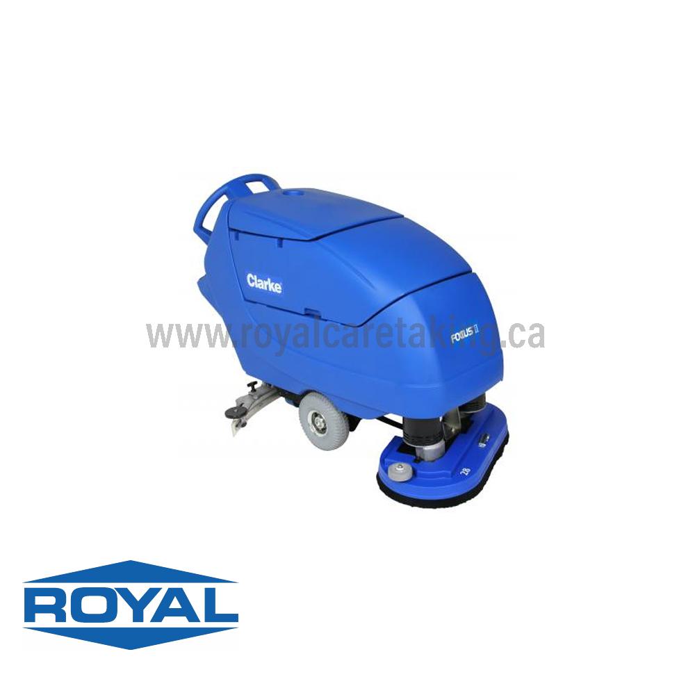 Clarke® Focus II Midsize Automatic Scrubber