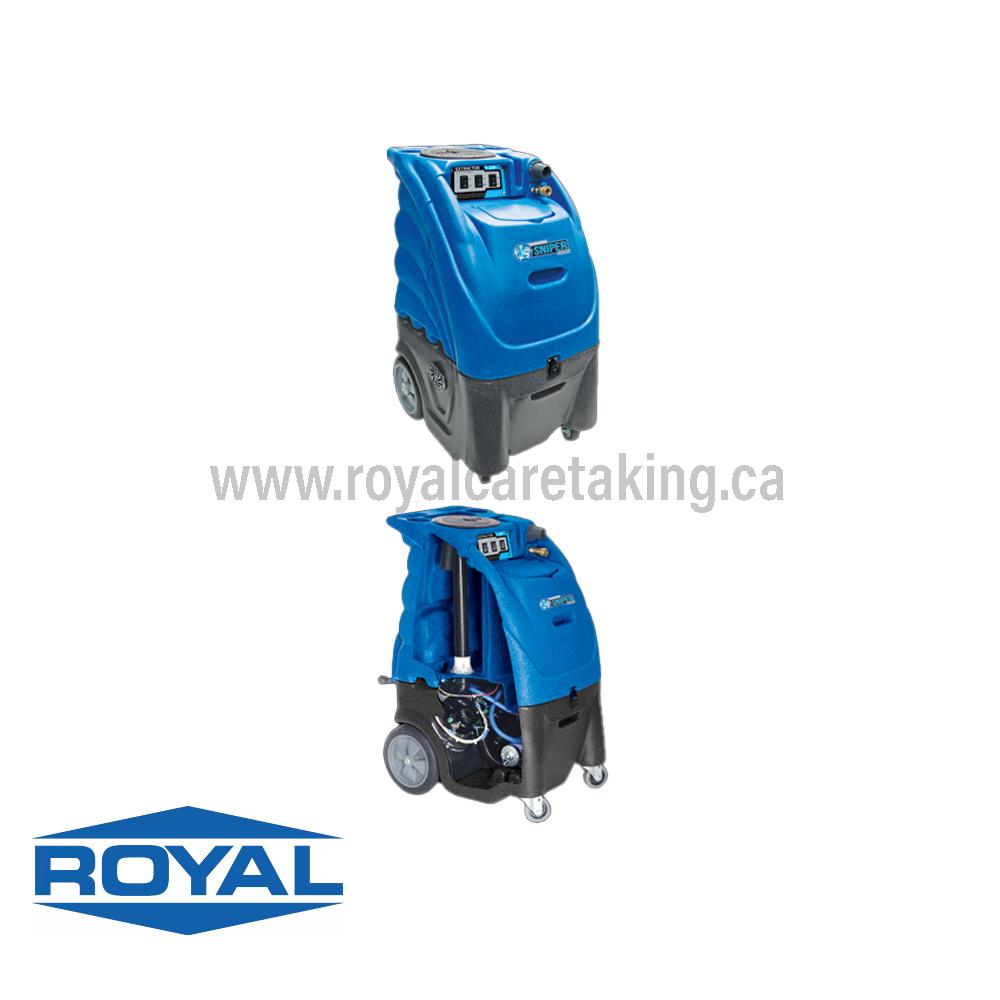 Sniper Carpet Extractor Series