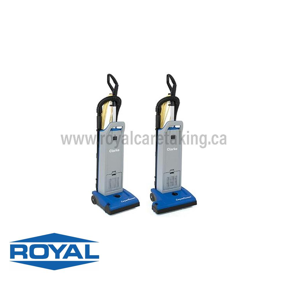 Clarke® Carpetmaster 100 Series Upright Vacuum
