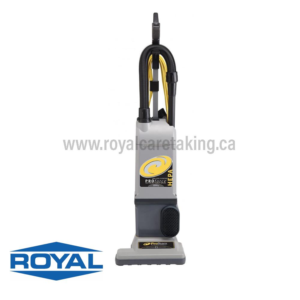 PROTeam® PROForce 1200XP HEPA Upright Vacuum