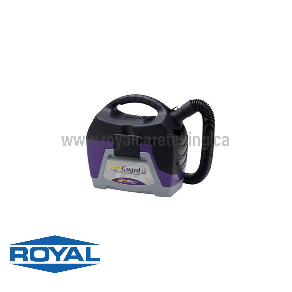 PROGuard® Cordless Wet/ Dry Vacuum