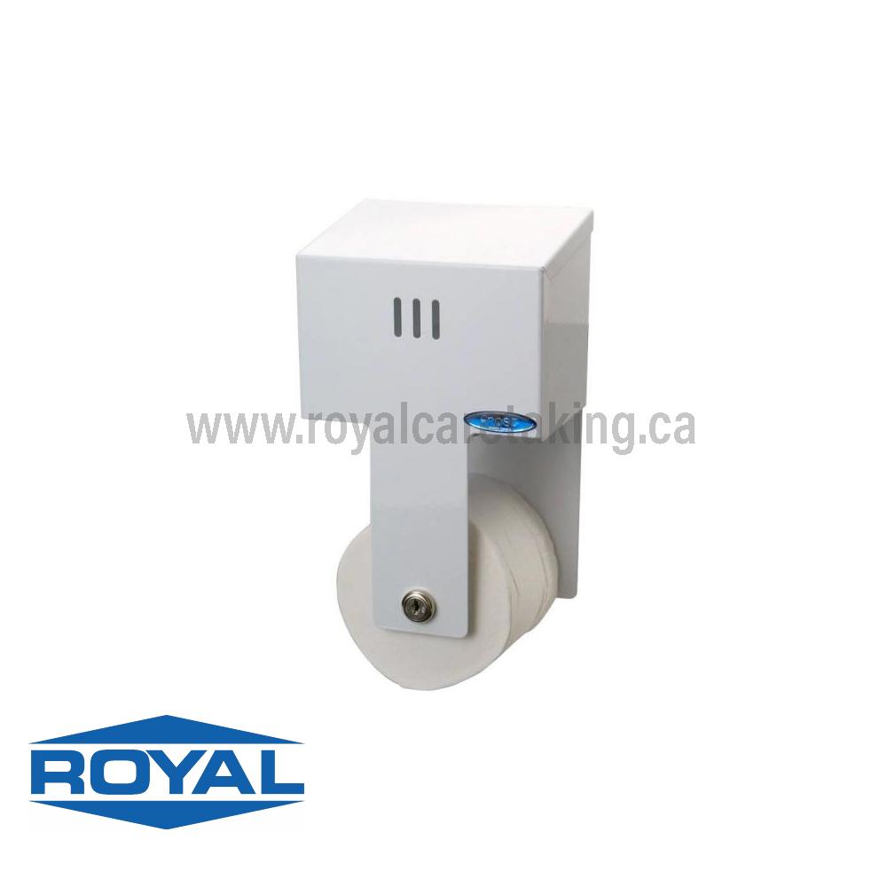 #159 Lockable Roll Dispenser