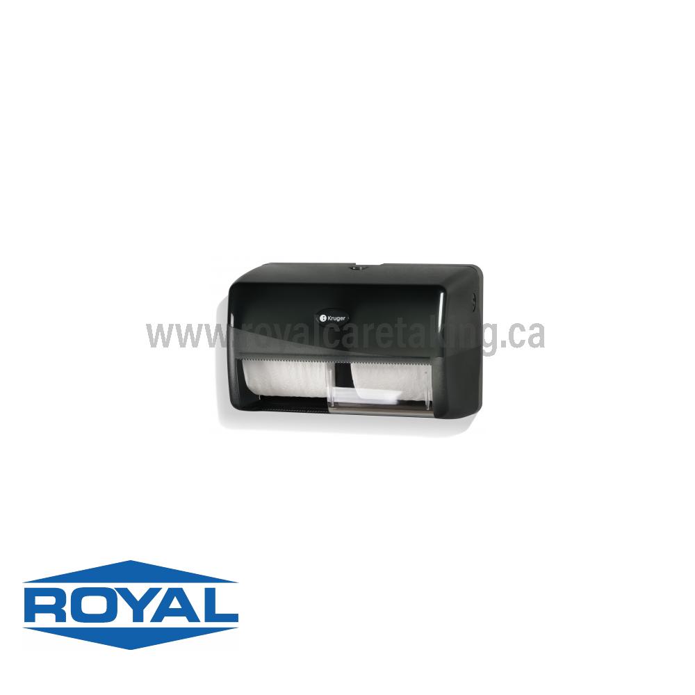 #09662 Twin Toilet Roll Dispenser