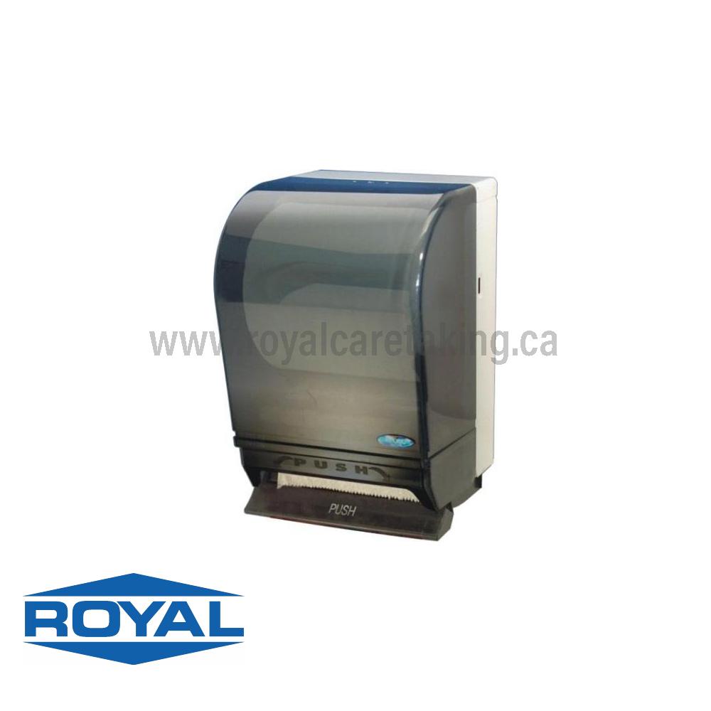 Control Flow Towel Dispenser