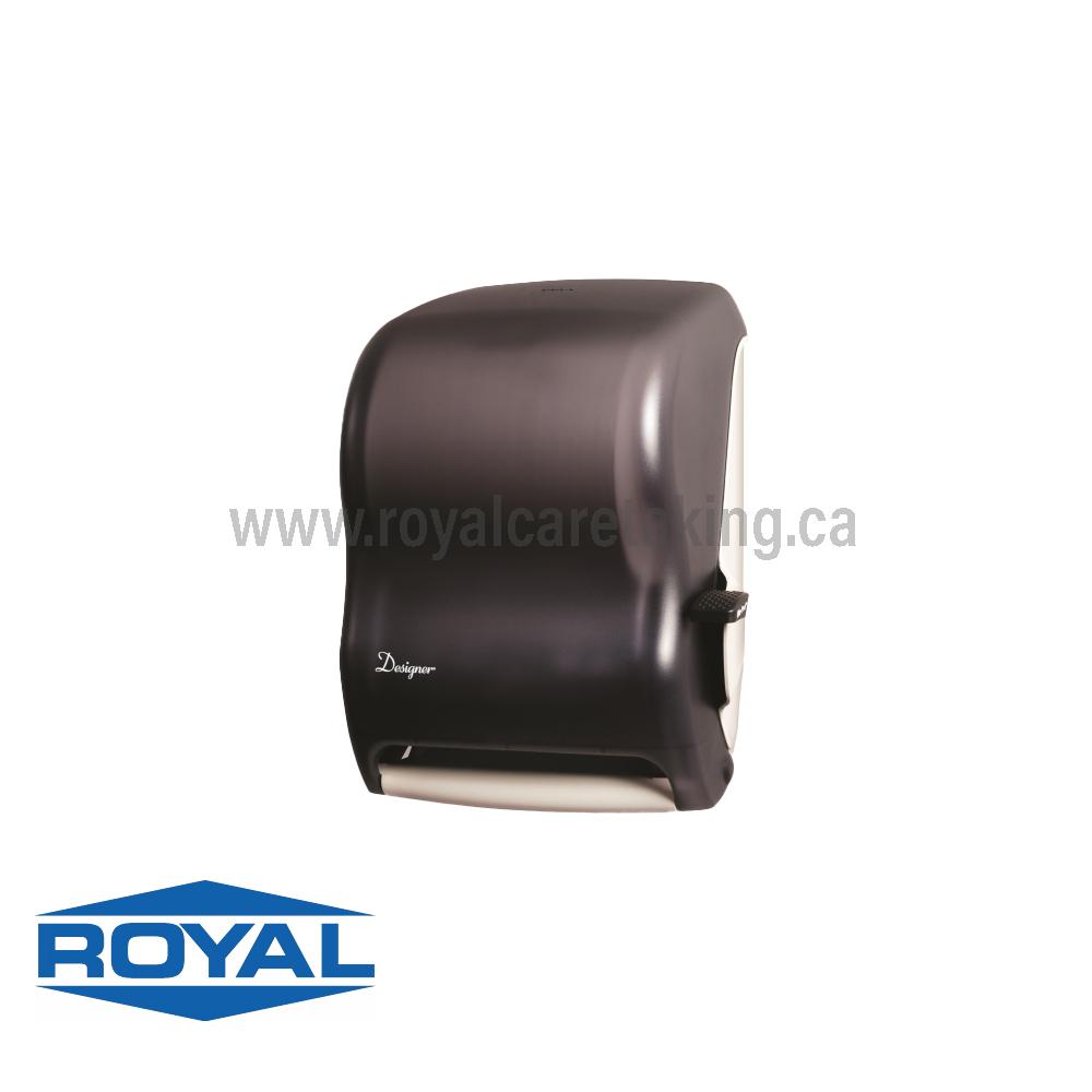 Designer Lever Roll Towel Dispenser