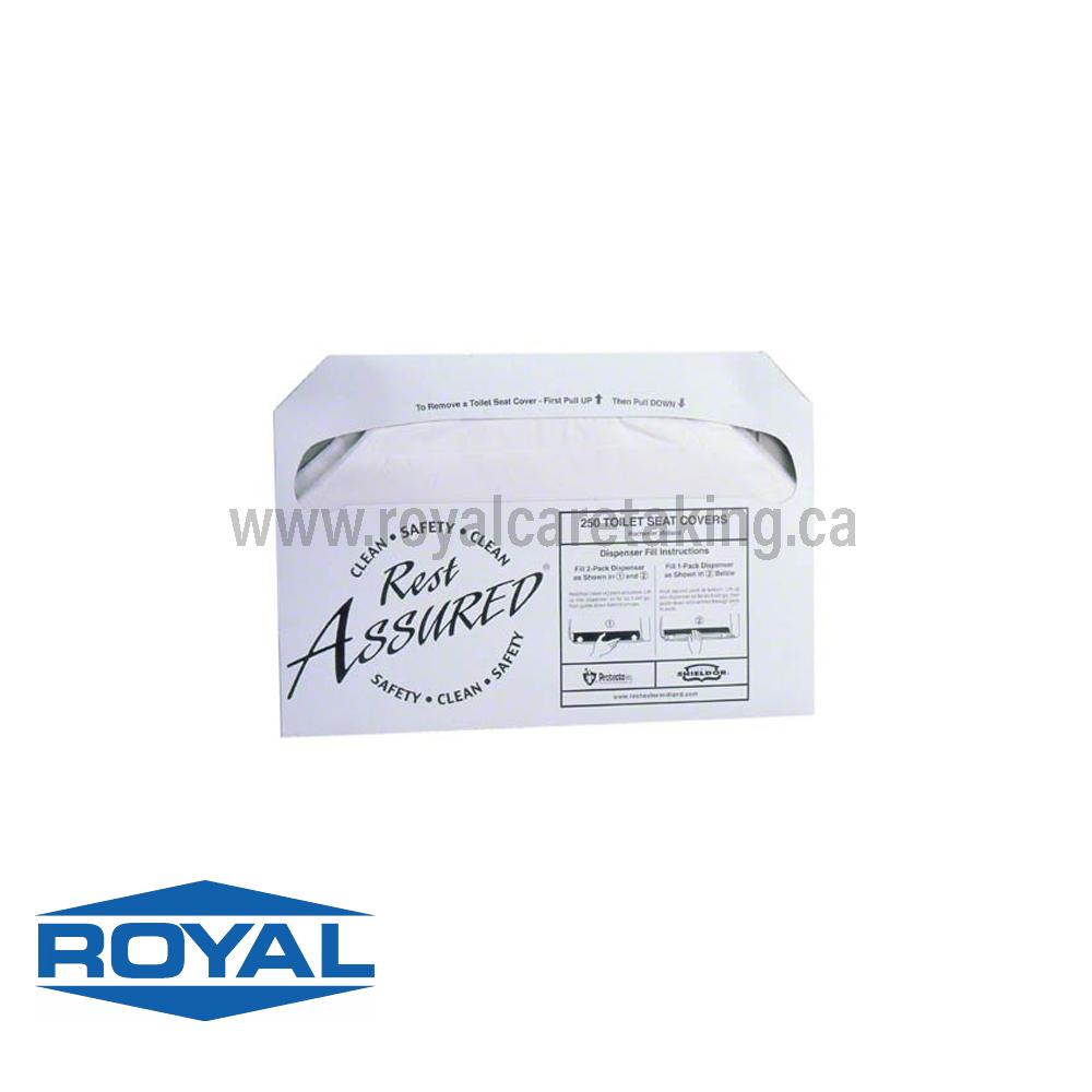Rest Assured® Toilet Seat Cover Dispenser