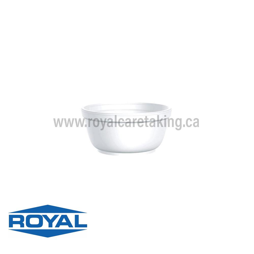 12 oz. Disposable Foam Bowl