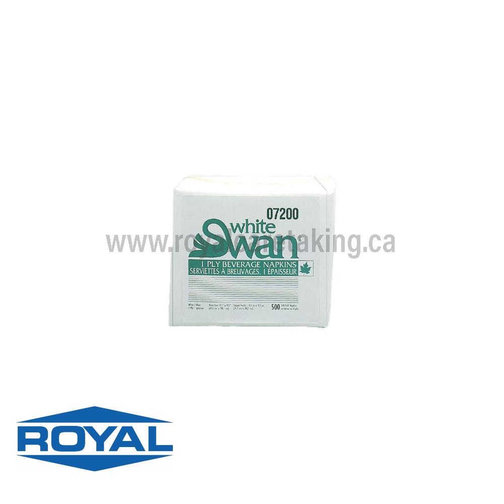 Swan® 07200 Beverage Napkins