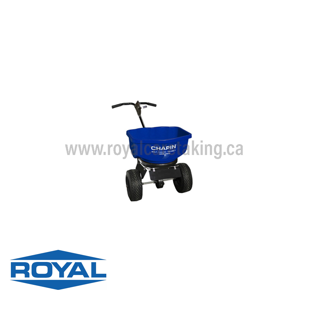 Chapin 82088B 80-Pound Professional Sure Spread Salt and Ice Melt Spreader