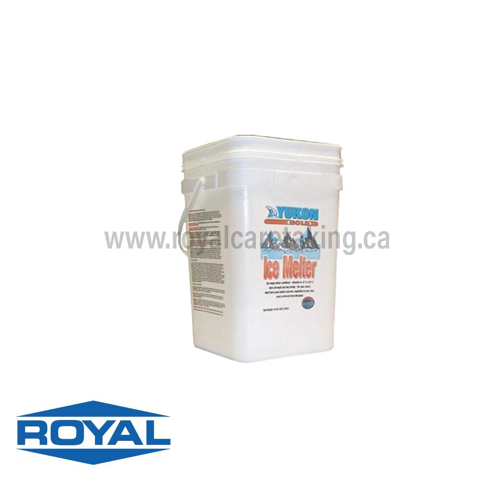 Yukon Gold Ice Melt