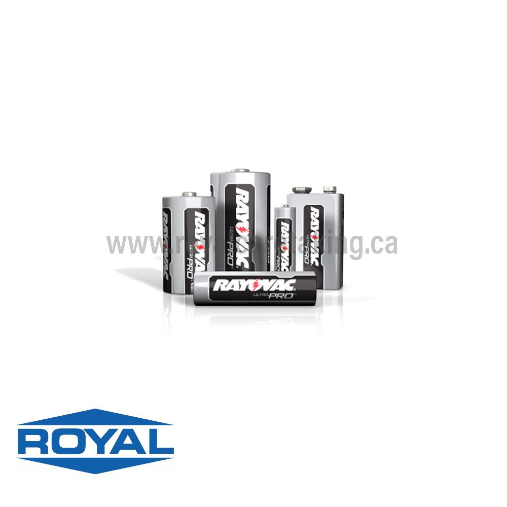 UltraPro Alkaline Battery