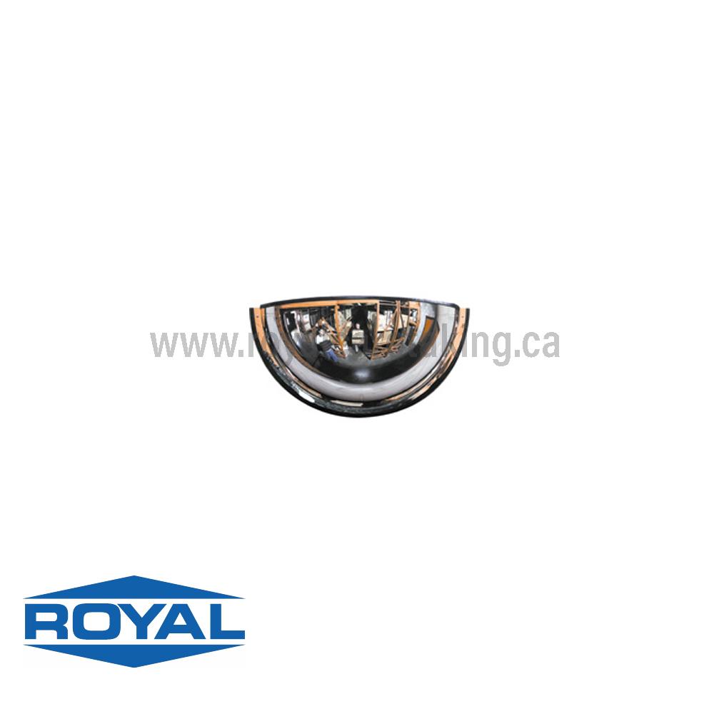 Dome Security Mirror - 180 Degree ( Half Dome )
