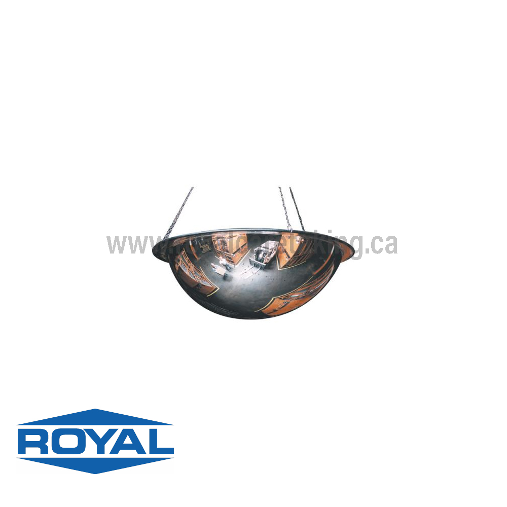 Dome Security Mirror - 360 Degrees ( Full Dome )