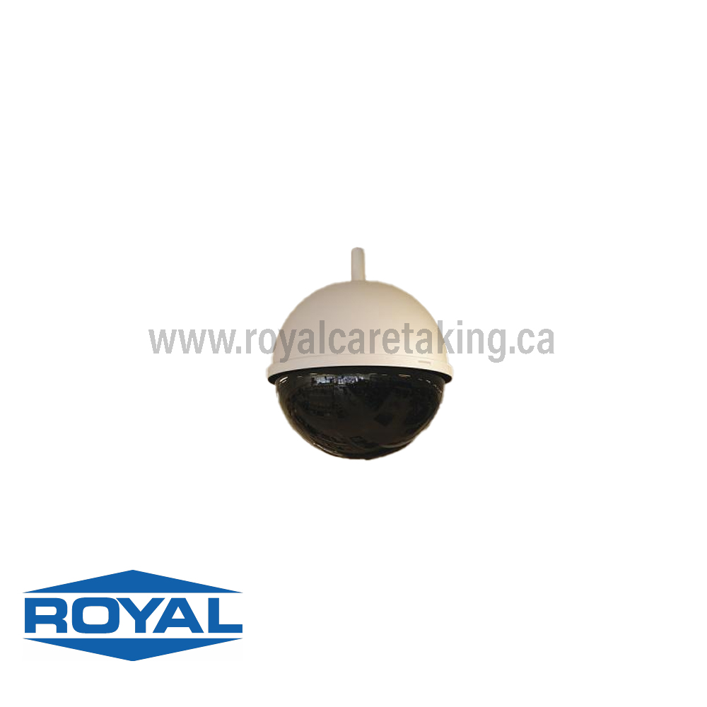 Security Camera Cover - Dome Enclosure