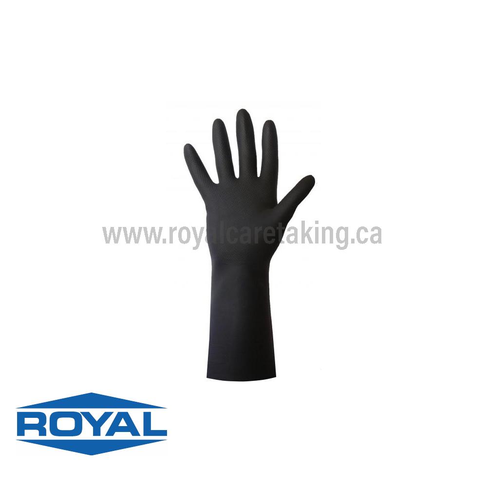 Marigold Black - Reusable Gloves