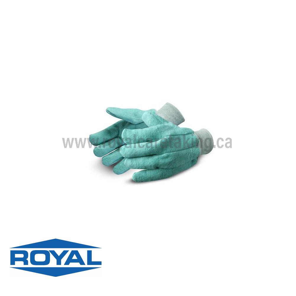 Superior®  OILWORKS™ Fleeced Flannel Work Gloves