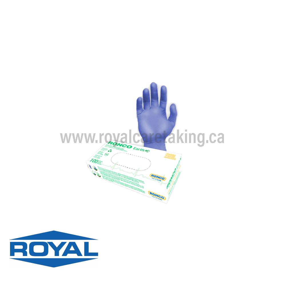 Ronco® Biodegradable Nitrile Gloves