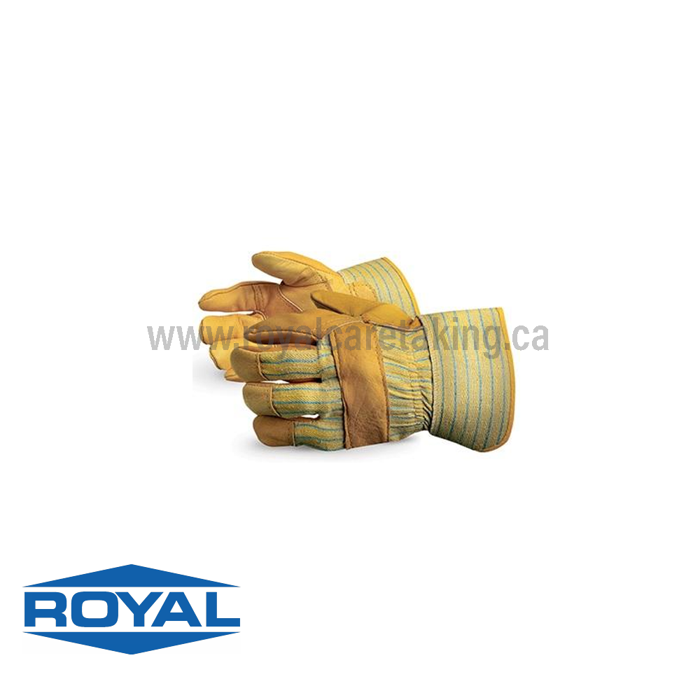 ENDURA® Cow Grain Leather Fitters Work Gloves